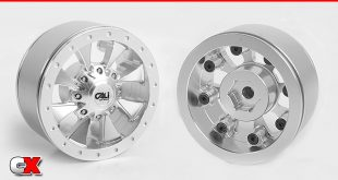 """RC4WD Cali Offroad Distorted 1.9"""" Beadlock Wheels 