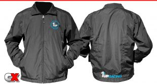 1up Racing Embroidered Windbreaker Jacket | CompetitionX