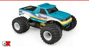 JConcepts 1993 Ford F-250 Monster Truck Body | CompetitionX