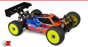 JConcepts P1 8IGHT-X Elite Body | CompetitionX