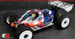 Bittydesign Pre-Cut VISION Body - Team Associated RC8B3.1 | CompetitionX