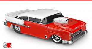 JConcepts 1955 Chevy Bel Air Drag Eliminator Body | CompetitionX