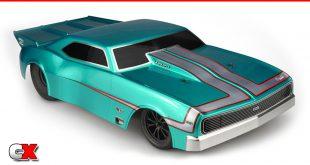 JConcepts 1967 Chevrolet Camaro Street Eliminator Body | CompetitionX