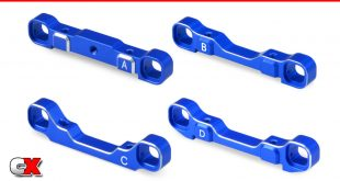 JConcepts Aluminum Arm Mounts for the Team Associated B74 | CompetitionX