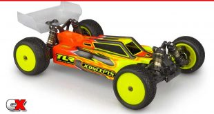 JConcepts F2 Body for the TLR 22X-4 | CompetitionX