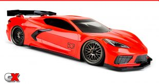 PROTOform Chevrolet Corvette C8 190mm Body | CompetitionX