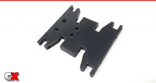 RC Upgrade Flat Skid Plate - Axial SCX10 / SCX10 II | CompetitionX