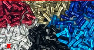 1up Racing Anodized M3 Aluminum Standoffs | CompetitionX