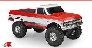 JConcepts 1970 Chevrolet C10 Trail Truck Body | CompetitionX