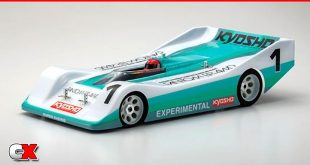 Kyosho Fantom 4WD 1/12 Scale - Legendary Series | CompetitionX