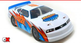 McAllister Crowd Pleaser Mustang Street Stock Body | CompetitionX