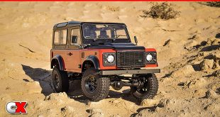 RC4WD Gelande II RTR - Autobiography Edition - Defender D90 | CompetitionX
