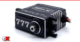 Reef's RC Triple7 14V Programmable Servo | CompetitionX