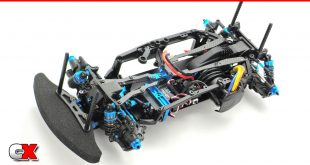 Tamiya TA07RR 1/10 Scale Touring Car | CompetitionX