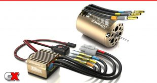GForce Hobby TS50 Brushless ESC / Motor Combo Set | CompetitionX