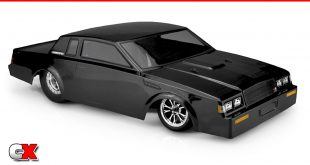 JConcepts 1987 Buick Grand National Street Eliminator Body | CompetitionX