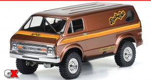 Pro-Line Racing Body Sets - 70's Rock Van and 1967 Ford F-100 (2 Liveries) | CompetitionX