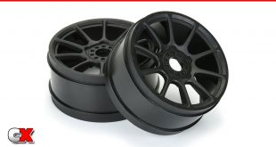 Pro-Line Racing Mach 10 Black 1/8 Scale Wheels | CompetitionX