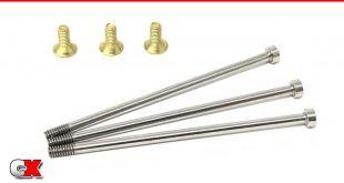 R1 Wurks V21 Full Titanium Screw Set | CompetitionX