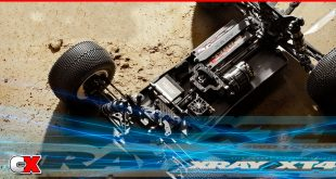 Xray XT4 4WD Stadium Truck | CompetitionX