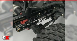 Xtra Speed Aluminum Cantilever Kit - Traxxas TRX-4 | CompetitionX