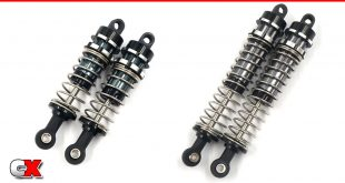 Xtra Speed Aluminum Shocks - Tamiya TT02B | CompetitionX