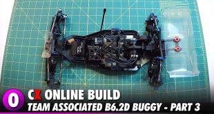 Video: Team Associated B6.2D Video Build - Part 3 | CompetitionX