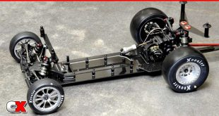 Exotek 22 Vader Drag Chassis Conversion | CompetitionX
