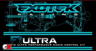 Exotek F1Ultra Formula 1 Car | CompetitionX