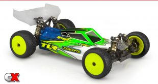 JConcepts S2 Body - TLR 22X-4 | CompetitionX