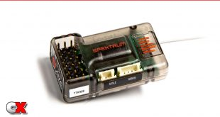 Spektrum 6-Channel AVC Telemetry Surface Receiver | CompetitionX