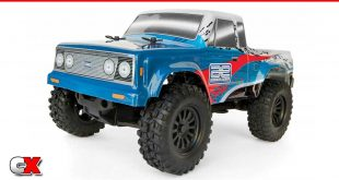 Team Associated CR28/TR28 1/28 Scale Vehicles | CompetitionX