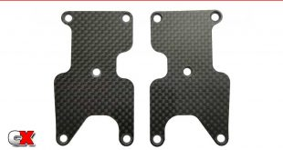 Team Associated RC8B3.2 Carbon Fiber Suspension Arm Inserts | CompetitionX