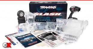 Traxxas Slash 2WD Unassembled Kit | CompetitionX