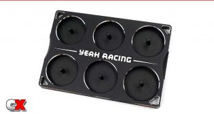 Yeah Racing Aluminum Pinion Gear Holder | CompetitionX