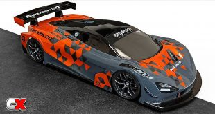 Bittydesign Seven20 GT Touring Car Body   CompetitionX