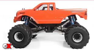 RC4WD Carbon Assault 1/10 Monster Truck | CompetitionX