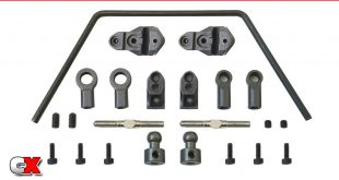Team Associated DR10 Anti-Roll Bar Set | CompetitionX