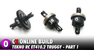 Video: Tekno RC ET410.2 Video Build – Part 1 | CompetitionX