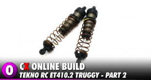 Video: Tekno RC ET410.2 Video Build – Part 2 | CompetitionX