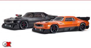 ARRMA Felony 1/7 Scale Street Bash Muscle Car | CompetitionX