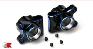Exotek Racing Aluminum Rear Hub Set - Team Associated B6.2 | CompetitionX