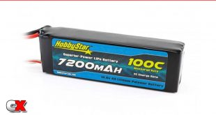 HobbyStar Battery Packs for the Traxxas XMaxx | CompetitionX