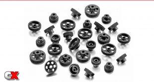HUDY Aluminum Ultra-Light Pinion Gears | CompetitionX