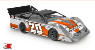 JConcepts L8D Decked Lightweight Late Model Body | CompetitionX