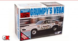 MPC 1972 Chevy Vega Pro Stock Model Kit | CompetitionX