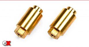 Tamiya TRF420 Brass Bumper Posts | CompetitionX