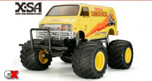 Two New X-SA Rides from Tamiya - Lunch Box and Hornet | CompetitionX