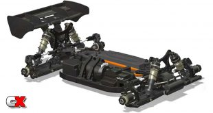 HB Racing E819RS 1/8 E-Buggy   CompetitionX