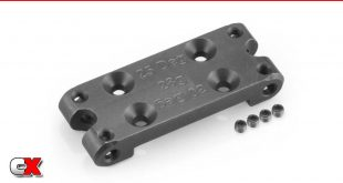 JConcepts Steel Front Bulkhead - Team Associated B6.2 | CompetitionX